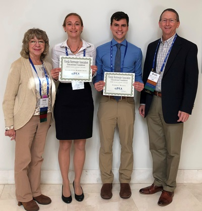 2018 FSAEF Scholarship Winners